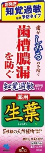 小林 生葉S 知覚過敏症状予防タイプ 100g