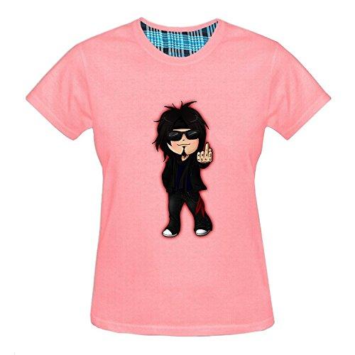 Women's Sixx:A.M. Nikki Sixx T Shirt