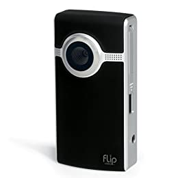 Flip Ultra Video Camera - Black 4 GB 2 Hours 2nd Generation OLD MODEL