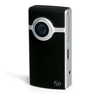 Flip Ultra Video Camera - Black, 4 GB, 2 Hours (2nd Generation)