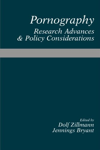 Pornography: Research Advances and Policy Considerations (Routledge Communication Series)