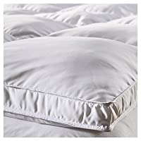 Grand Down All Season Down Alternative Mattress Topper, White