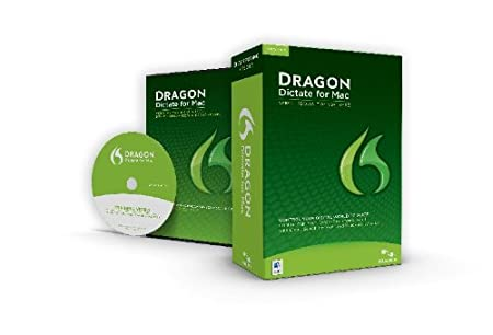 Dragon Dictate for Mac 3.0, Bundled with Training DVD