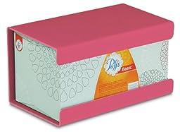 TrippNT 51256 Plastic Wall Mountable Kleenex Box Holder, 9-1/2\