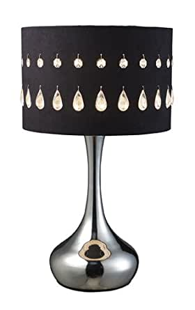 dimond d1828 12 inch width by 20 inch height jubilee table lamp in. Black Bedroom Furniture Sets. Home Design Ideas