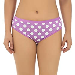 Gujarish Lovely Purple Cotton Panties