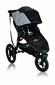Baby Jogger Summit X3 Single Stroller, Black from Baby Jogger