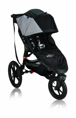 Baby Jogger Summit X3 Jogging Stroller, Black