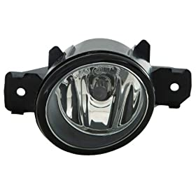 Amazon.com: Nissan Sentra 04-06 / 07-08 2.0L Engine Fog Light Assembly