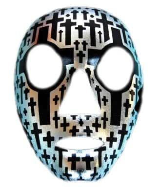Day of the Dead Voodoo Skull Mask