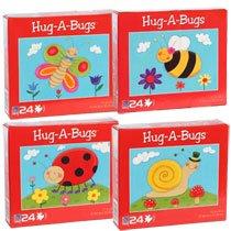 Hug-A-Bugs 24-Piece Puzzles ~ BUMBLE BEE {NIB} - 1