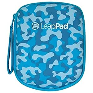 LeapFrog LeapPad Carrying Case Blue Camouflage