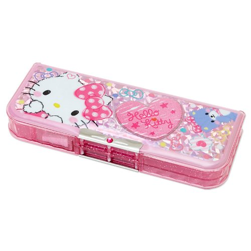 Hello Kitty two-sided writing case DX (ribbon)