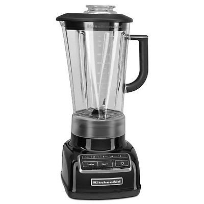 Kitchenaid Blender Black front-550646