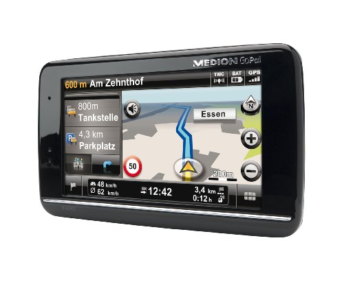 Medion P4245 EU+ Navigationssystem (11,9 cm (4,7
