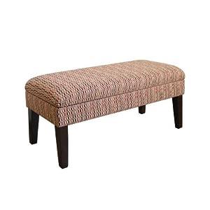 Kinfine Decorative Upholstered Storage Bench