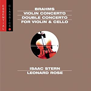 Brahms: Violin Concerto; Double Concerto for violin and cello
