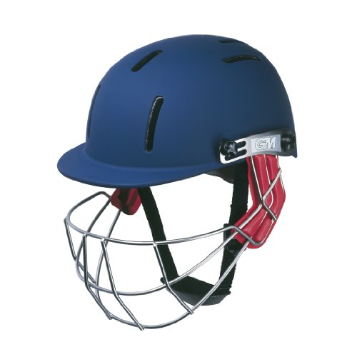 Gunn & Moore Purist Pro Cricket Helmet Navy Junior