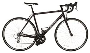 Black 50cm Vilano FORZA Road Bike - Shimano STI