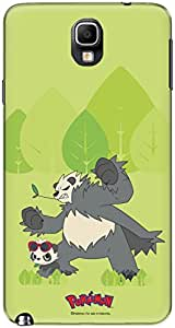 The Racoon Grip printed designer hard back mobile phone case cover for Samsung Galaxy Note 3. (goranda an)