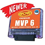 Wow Videoke Premium Music Video Pack Vol 6 Mvp6  1gb W 300 Songs 1