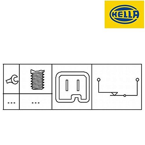 HELLA 6DD 179 465-161 interruptor de luz de freno