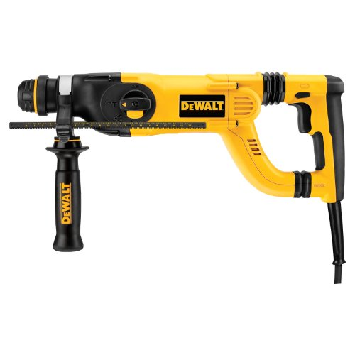 Learn More About DEWALT D25223K 1-Inch D-Handle SDS Rotary Hammer Kit