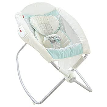 Fisher-Price Moonlight Meadow Deluxe Rock n Play Sleeper