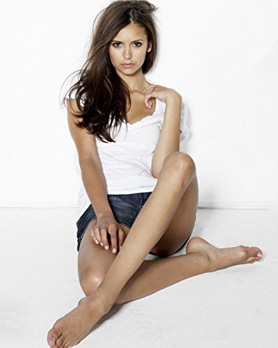 Nina Dobrev Drop Dead Cute A3 (297x420mm) Repositionable Peel & Stick Poster FS2181