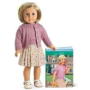 Amazon.com: American Girl Kit Kittredge Doll & Paperback ...