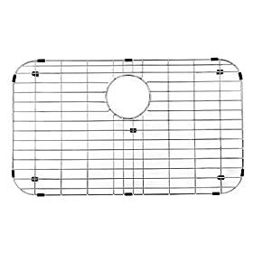 """Vigo VGG2514 Kitchen Sink bottom Grid 24"""" x 14"""", Chrome"""