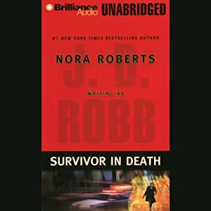 Survivor in Death Audiobook