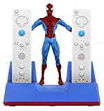 echange, troc WII CHARGEUR MARVEL PERSONNAGE SPIDERMAN+2 BATTERIES