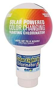 game 9002 solar light up globe pool chlorinator. Black Bedroom Furniture Sets. Home Design Ideas