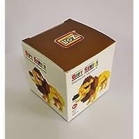 Loz 80 Pieces 3 D Lion Animal Figure Diamond Blocks, Mini Blocks, Nano Blocks, Building Blocks Kids Educational...