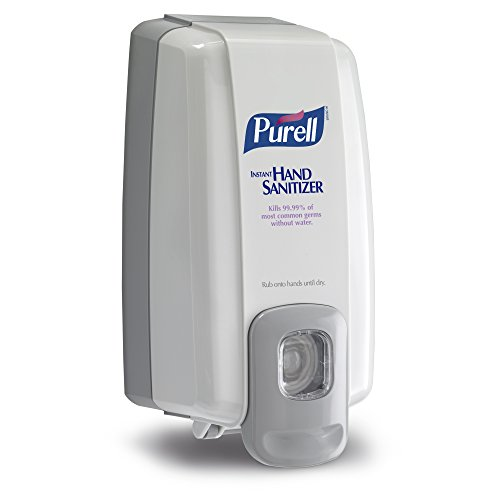 Purell 2120-06 NXT Space Saver Dispenser, Dove Gray (Pack of 6) (Purell Dispenser Refill compare prices)