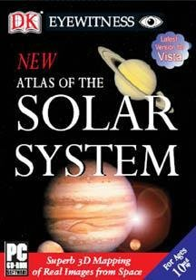 DK Eyewitness: New Atlas Of The Solar System [Old Version]
