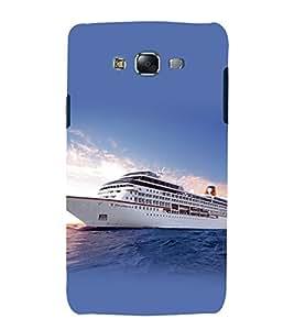 printtech Sea Cruise Ship Back Case Cover for Samsung Galaxy A5 / Samsung Galaxy A5 A500F