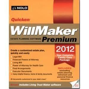 Quicken WillMaker Premium 2012