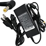 90W AC Power Adapter/Battery Charger for Gateway ID59C NV44 NV5207u NV53A05u NV53A11u NV53A52u NV53A82u NV55C03u NV55C34u NV55S02u NV5911u NV59C63u NV73 NV7310u NV73A NV73A03u NV73A08u NV7902u PEW91