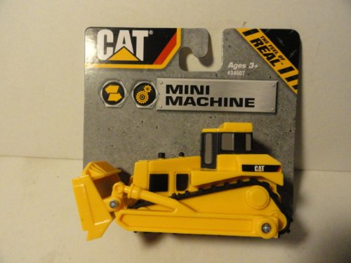 Caterpillar Mini Machine Bulldozer - 1