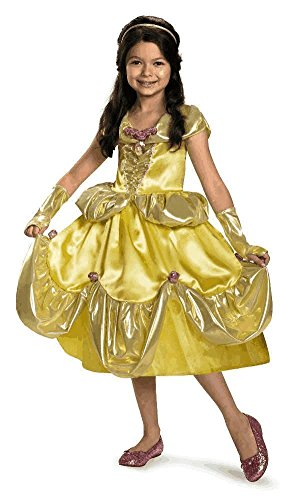 Disney Belle Deluxe Shimmer Toddler Costume