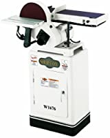 Shop Fox W1676 6-Inch by 10-Inch Combination Sander from Shop Fox