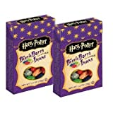 #9: Harry Potter Bertie Botts Every Flavour Beans (1.2oz Box) 2 PACK