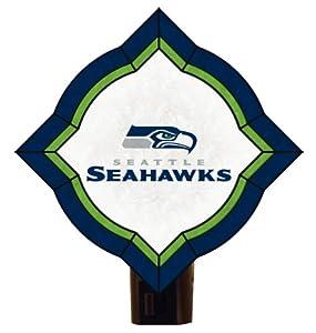 Amazon.com : NFL Seattle Seahawks Vintage Art Glass