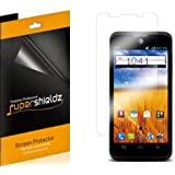 [6-Pack] SUPERSHIELDZ- High Definition Clear Screen Protector For ZTE AT&T Z998 + Lifetime Replacements Warranty [6-PACK] - Retail Packaging
