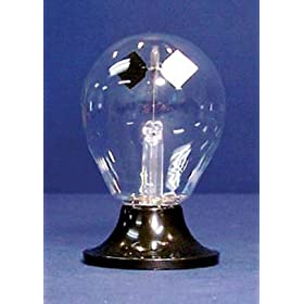 Radiometer; Paddles spin in direct light due to differential heating of panels; 7 x 3.4 x 5 in.
