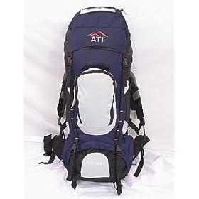 ATI Sierra80 80L Internal Frame Hiking Backpack