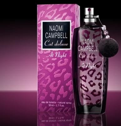 NC CAT DELUXE NIGHT For Women By N CAMPBELL 2.5 oz EDT Spray