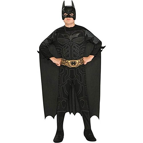 Rubie's Costume 886360_STD The Dark Night Rises Tween Batman Costume